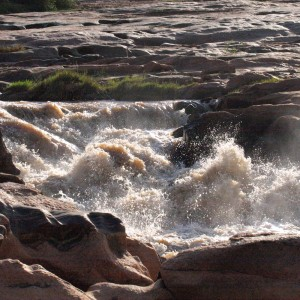 Lugard Falls Galana River